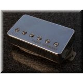 PUPCG-BNG        	Faber Pickup Concerto grosso -Bridge- Classic 59 PAF -hand wound- Germany, Cover nickel plated