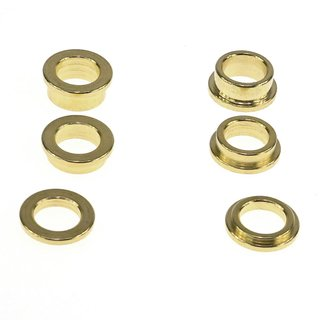 SR-G, extra set spacer rings (3 pair 2.5, 4, 5.5 mm), gold glossy